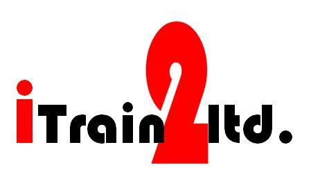Itrain logo png