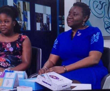ITV News interview photo